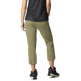 Mountain Hardwear Wondervalley Spodnie Kobiety, light army